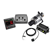 GARMIN GHP Compact Reactor Hydraulic Autopilot Starter Pack with GHC 20