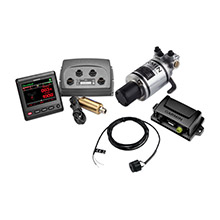 GARMIN GHP Compact Reactor Hydraulic Autopilot Starter Pack with GHC 20 and Shadow Drive