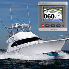 GARMIN GHP 20 Marine Autopilot System for Viking with GHC 10