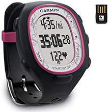 GARMIN FR70 Pink with USB ANT stick