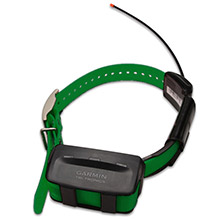GARMIN TT 10 Dark Green GPS Dog Tracking and Training Collar with charging clip and 90 day wty