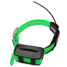 GARMIN TT 10 Light Green GPS Dog Tracking and Training Collar with charging clip and 90 day wty