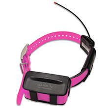 GARMIN TT 10 Pink GPS Dog Tracking and Training Collar with charging clip and 90 day wty
