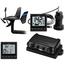 GARMIN GWind, GMI 20, DST800, GNX 20 Wireless Bundle