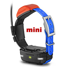 GARMIN T 5 mini Blue GPS Dog Tracking T5 Collar