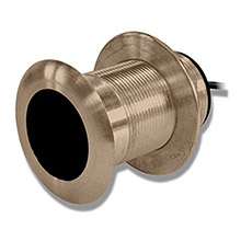 GARMIN B117 200 and 50kHz Bronze Transducer
