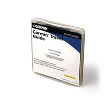 GARMIN Falk Marco Polo TravelGuide Central Europe on SD card