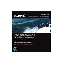 GARMIN UK/IRE Marine Detail Map g2 Update SD Card