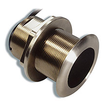 GARMIN B60%2D12%2D8g 12 deg tilt 200 and 50kHz Bronze Transducer