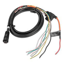 GARMIN Power cable, VHF 300/NMEA 0183, Hailer