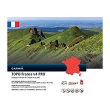 GARMIN TOPO France v4 PRO SD card