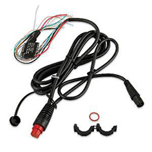 GARMIN Power/data sonar cable, threaded
