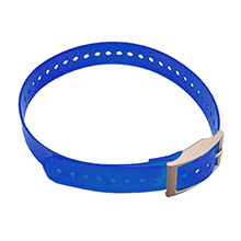 GARMIN Collar Strap Blue