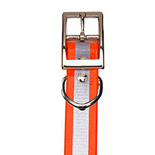 GARMIN Reflective Collar Strap Orange for DC 40