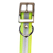 GARMIN Reflective Collar Strap Yellow for DC 40
