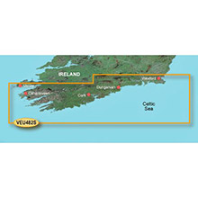 GARMIN Europe, Wexford to Dingle Bay, (VEU482S), BlueChart g2 Vision HD map