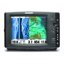 HUMMINBIRD 1198C SI Combo side image