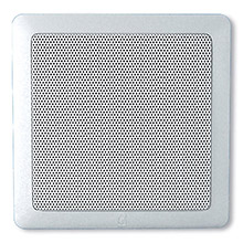 POLY-PLANAR 6 inch Premium Panel Speaker - (Pair) White