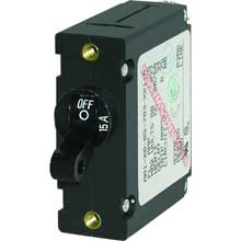 BLUE SEA Circuit breaker aa1 15a black