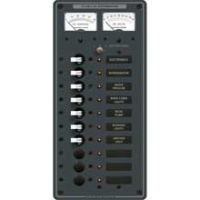 BLUE SEA Breaker panel dc 10 pos
