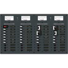 Blue sea 8086 breaker panel 20-12v 20-120ac