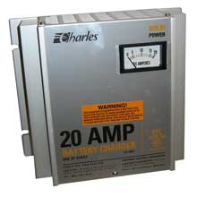 CHARLES 93-12205sp-1 5000 series c-charger - 20a/3 bank