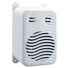 POLYPLANAR Gunwale Mount Speakers - (Pair) White