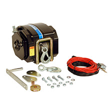 POWERWINCH 712A Trailer W inch