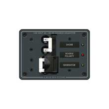 BLUE SEA 8032 panel source select 120v 30a