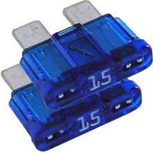 BLUE SEA 5242 fuse ato / atc 15 amp