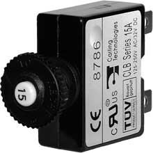 BLUE SEA 7056 circuit breaker 15a