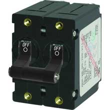 BLUE SEA 7236 circuit breaker aa2 20a black