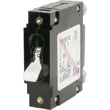 BLUE SEA 7250 circuit breaker ca1 100a wht