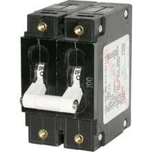 BLUE SEA 7254 circuit breaker ca2 60a wht