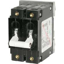 BLUE SEA 7267 circuit breaker ca2 150a wht