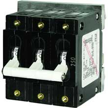 BLUE SEA 7287 circuit breaker ca3 50a wht