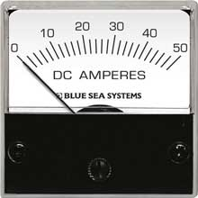 Blue sea 8038 ammeter micro dc 0-15a