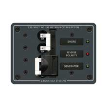 BLUE SEA 8161 breaker panel 230vac 32a