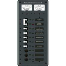 BLUE SEA 8174 breaker panel 230vac 10 pos