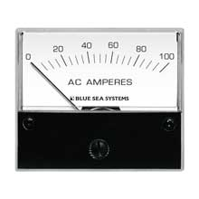 BLUE SEA 8258 ammeter ac 0-100a plus coil
