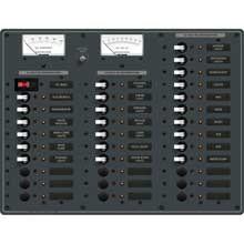 BLUE SEA 8382 breaker panel dc 36 pos main