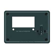 BLUE SEA 8410 breaker panel 120vac 8 pos
