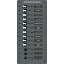 Blue sea 8480 breaker panel 120vac 13 pos