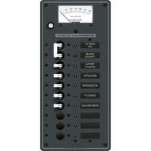 Blue sea 8488 breaker panel 120vac 10 pos
