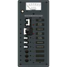 Blue sea 8489 breaker panel 120vac source