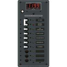 Blue sea 8506 breaker panel ac 8 pos w/ main