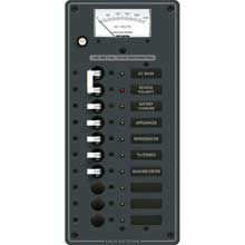 BLUE SEA 8588 breaker panel 230vac 10 pos