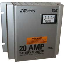CHARLES 93-12202sp-a 2000 sp series c-charger - 20a/3 bank