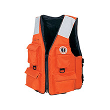 MUSTANG SURVIVAL 4-Pocket Flotation Vest - SM