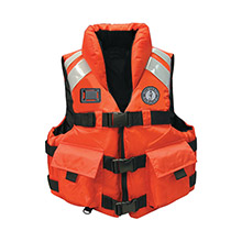 MUSTANG SURVIVAL High Impact SAR Vest - MED
